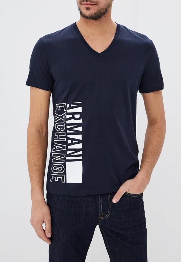 Футболка Armani Exchange Armani Exchange AR037EMDSHL3 футболка armani