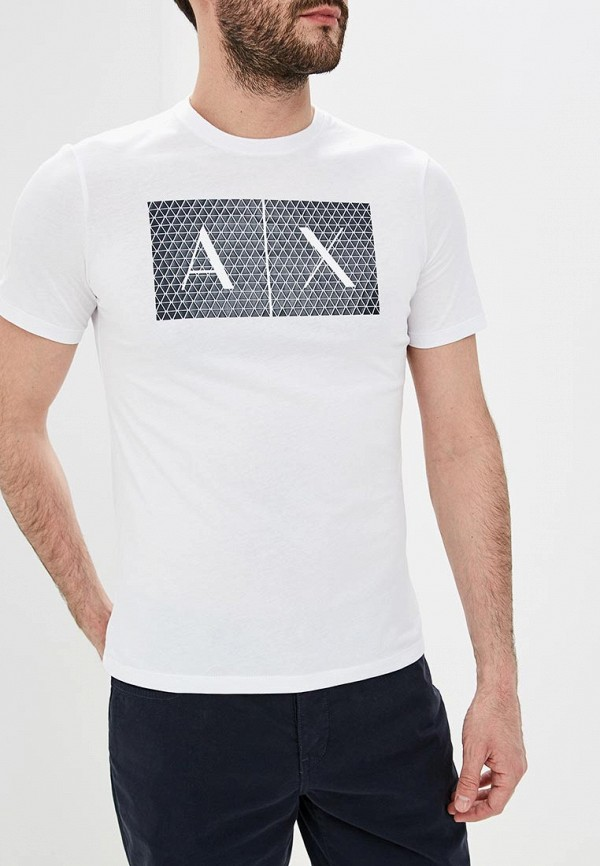 Футболка Armani Exchange Armani Exchange AR037EMDSMC3 футболка armani exchange 3zztdh zjh4z 4528