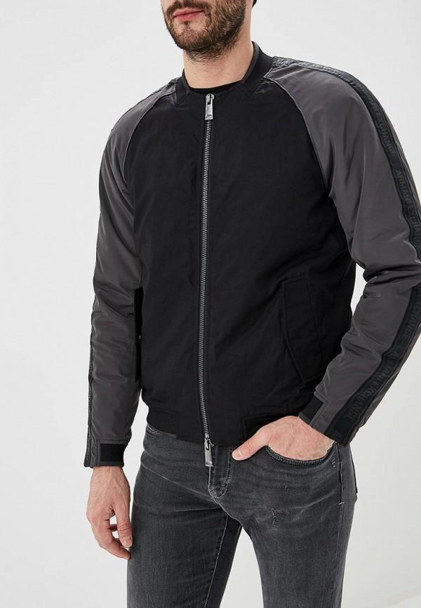 Куртка утепленная Armani Exchange Armani Exchange AR037EMEKFH5 куртка кожаная armani exchange armani exchange ar037ewdpnx6