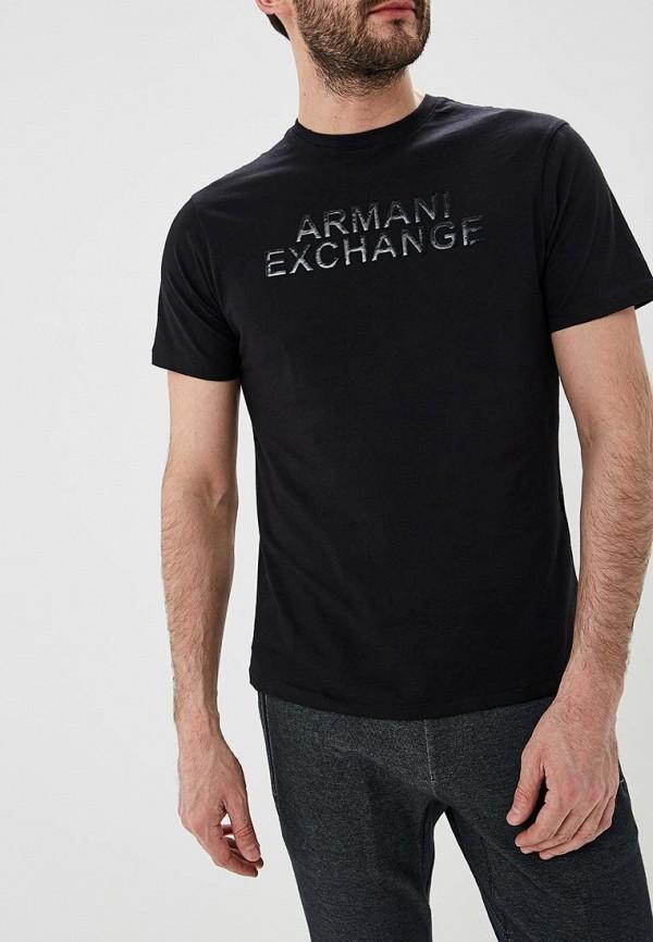 Футболка Armani Exchange Armani Exchange AR037EMEKFJ1 цена 2017
