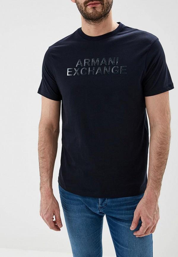 цена на Футболка Armani Exchange Armani Exchange AR037EMEKFJ2