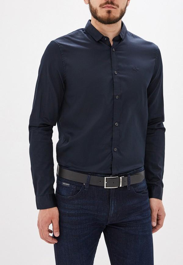 лучшая цена Рубашка Armani Exchange Armani Exchange AR037EMFLNH4