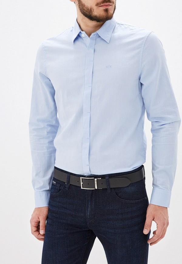 лучшая цена Рубашка Armani Exchange Armani Exchange AR037EMFLNH8
