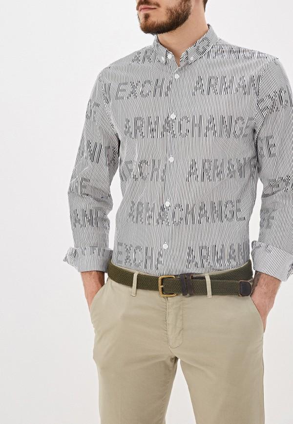 лучшая цена Рубашка Armani Exchange Armani Exchange AR037EMFLNI3