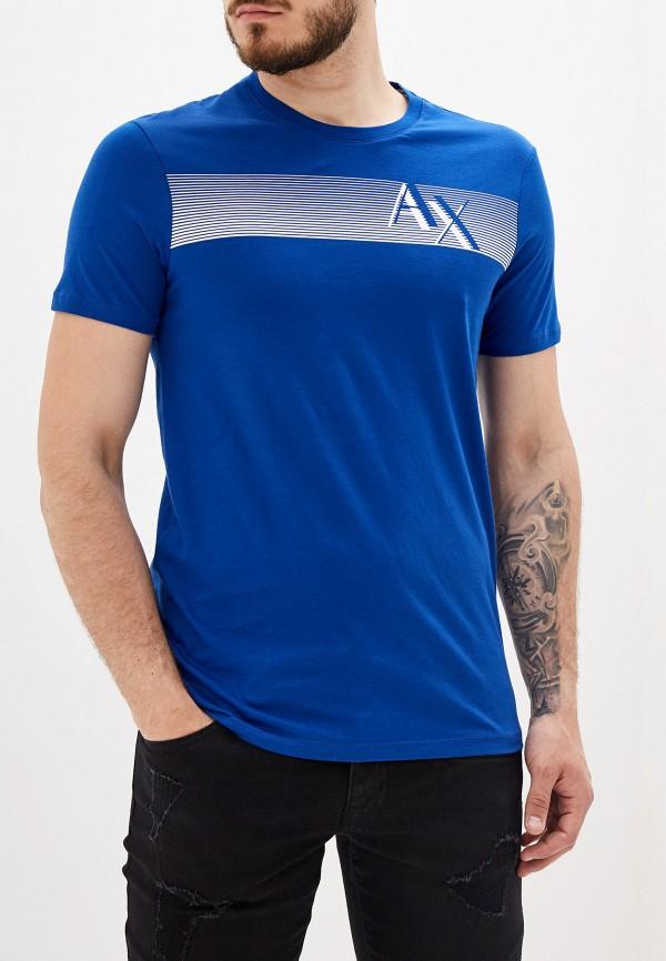 Футболка Armani Exchange Armani Exchange AR037EMFLNJ4 футболка armani exchange 3zztdh zjh4z 4528