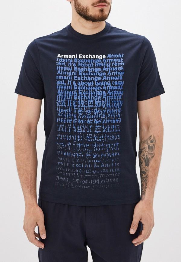 Футболка Armani Exchange Armani Exchange AR037EMFLNJ6 футболка armani exchange 3zztdh zjh4z 4528