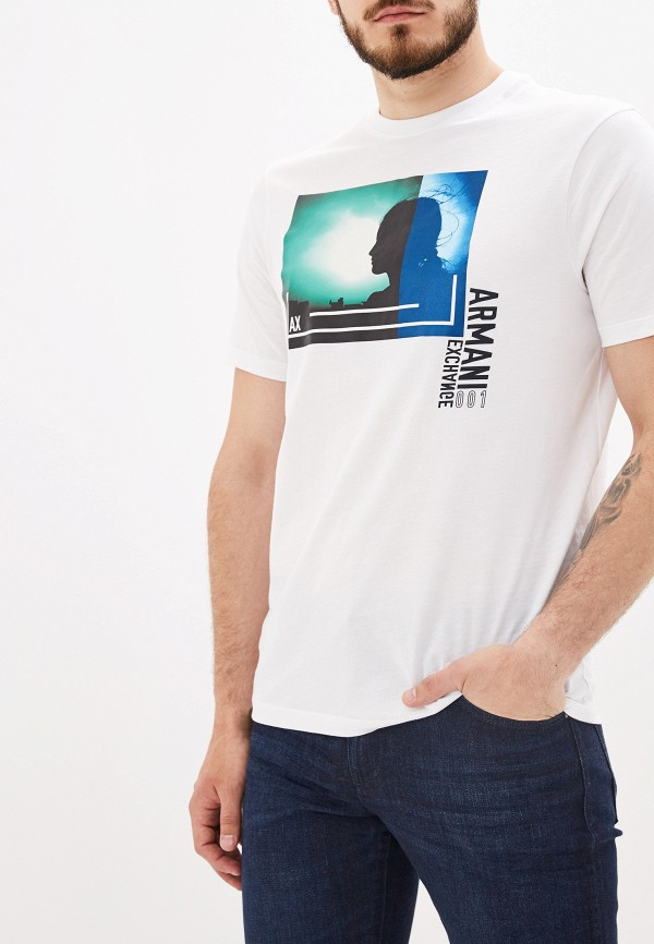 цена на Футболка Armani Exchange Armani Exchange AR037EMFLNL1