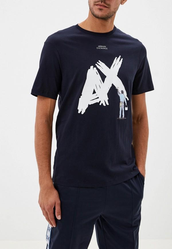 цена на Футболка Armani Exchange Armani Exchange AR037EMFXNX4