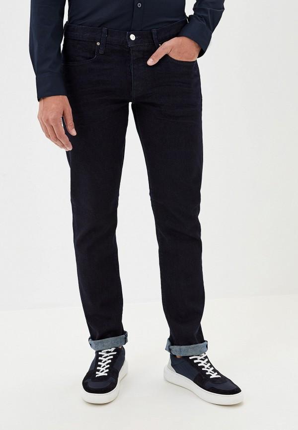 Фото - Мужские джинсы Armani Exchange синего цвета