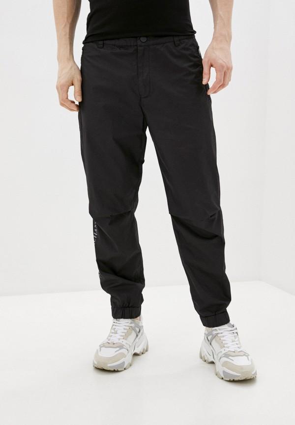 мужские повседневные брюки armani exchange, черные