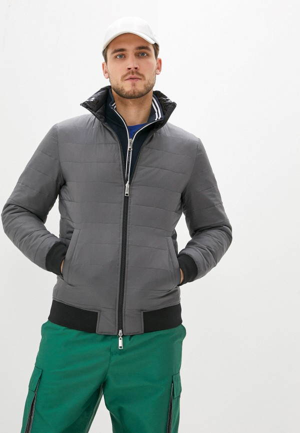 мужская куртка armani exchange, черная