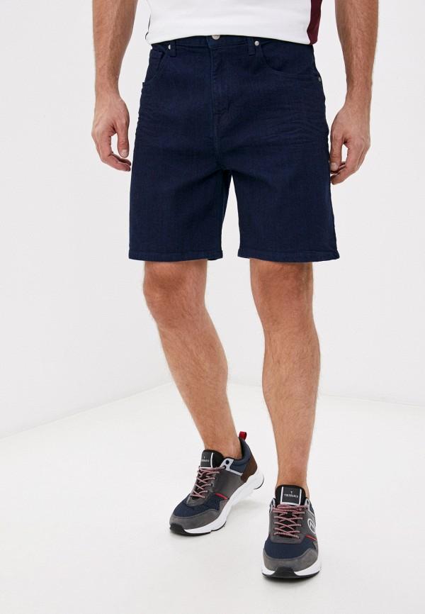 мужские джинсовые шорты armani exchange, синие