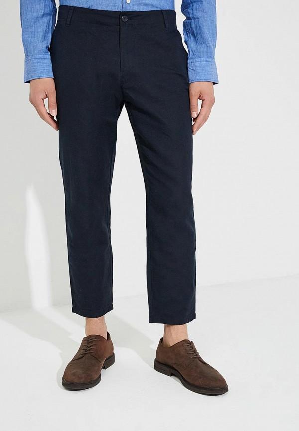 мужские повседневные брюки armani exchange, синие