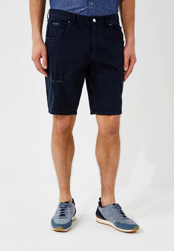 Купить Шорты джинсовые Armani Exchange, Armani Exchange AR037EMZTE74, синий, Весна-лето 2018