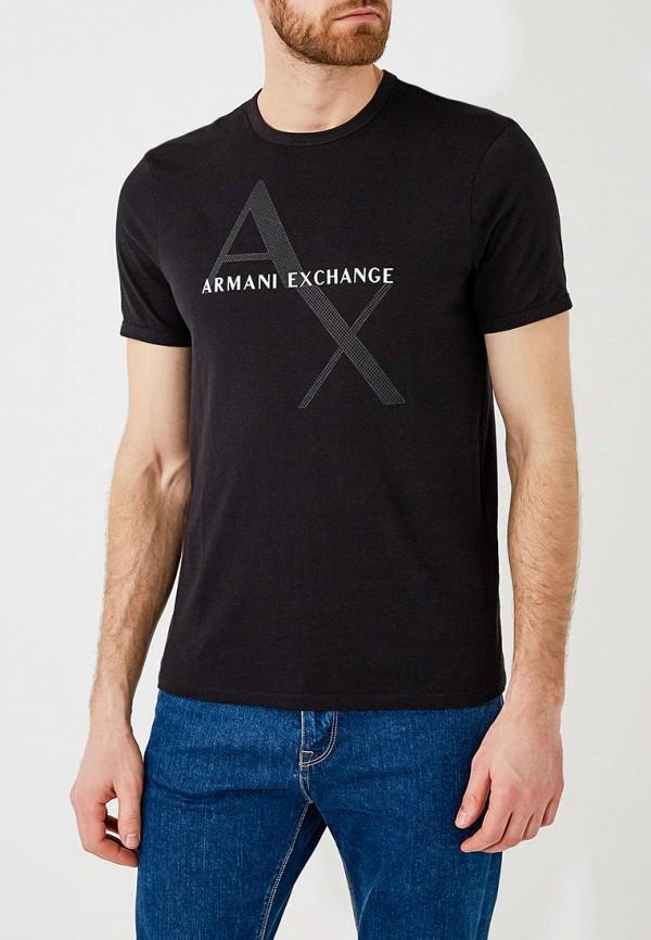 Футболка Armani Exchange Armani Exchange AR037EMZTF01 футболка armani exchange armani exchange ar037ewzta41
