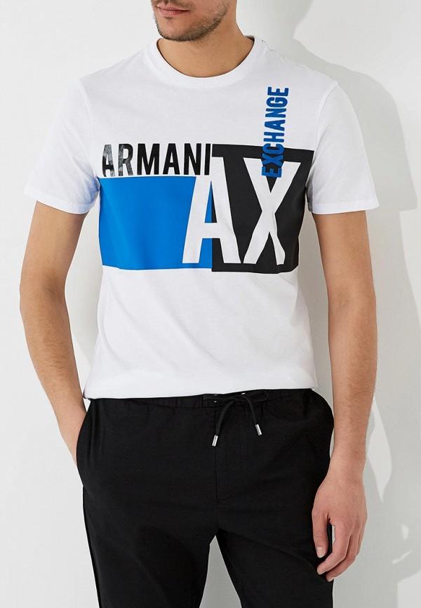 Футболка Armani Exchange Armani Exchange AR037EMZTH54 футболка armani exchange armani exchange ar037ewzta41