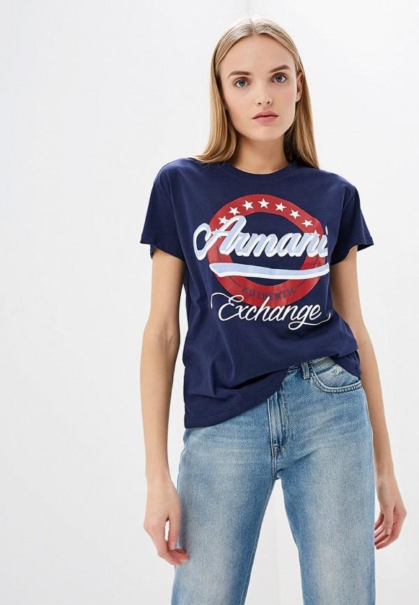 Футболка Armani Exchange Armani Exchange AR037EWBLGN4 футболка armani exchange armani exchange ar037ewzta66