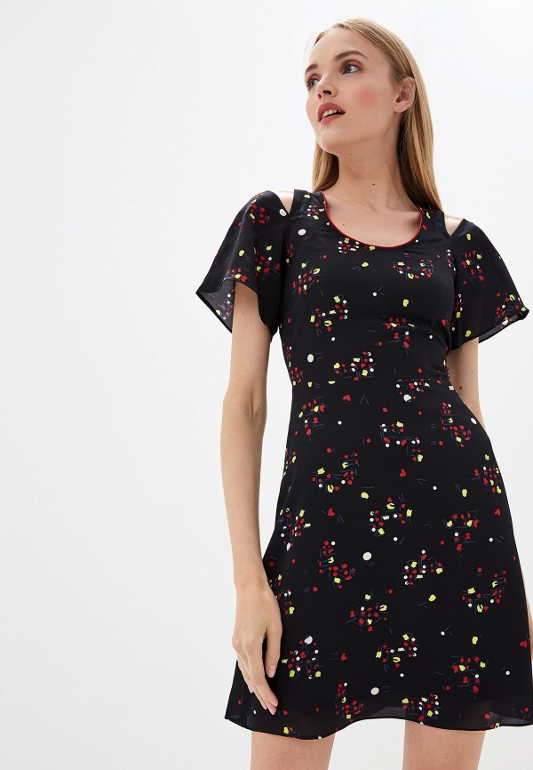 Платье Armani Exchange Armani Exchange AR037EWDPNV2 топ armani exchange armani exchange ar037ewzsz78