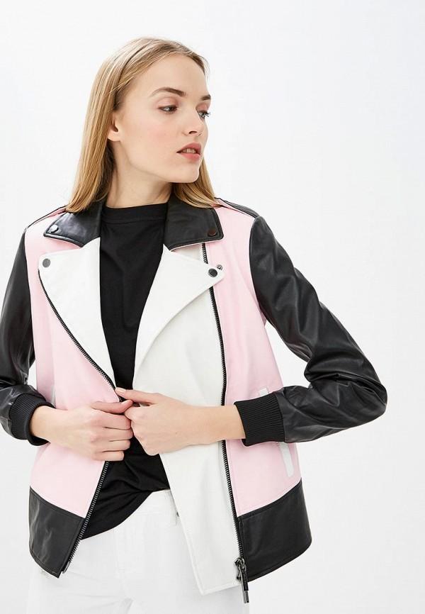 Кожаные куртки Armani Exchange