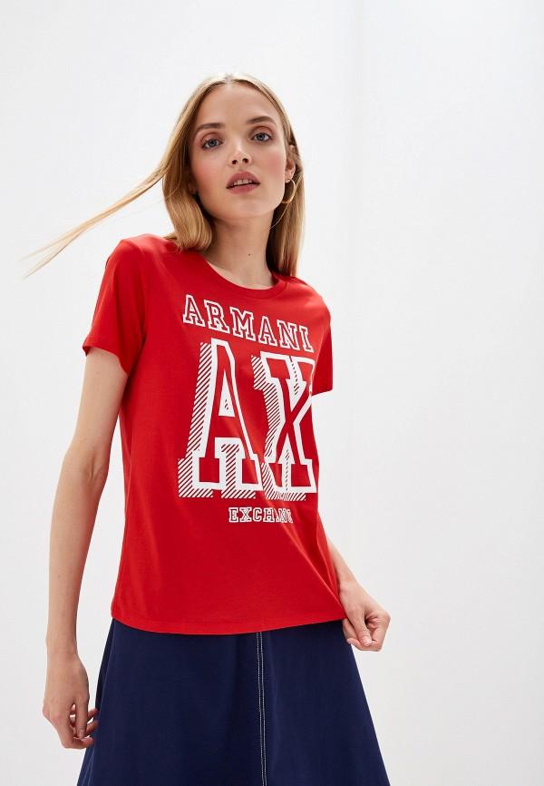 Футболка Armani Exchange Armani Exchange AR037EWDPQX3 футболка armani exchange armani exchange ar037embldv7