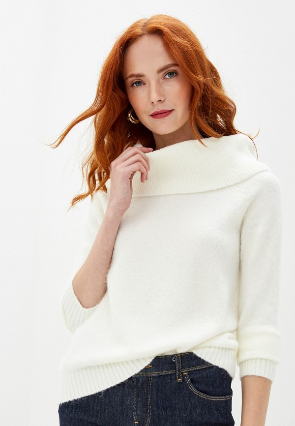 женский свитер armani exchange, бежевый
