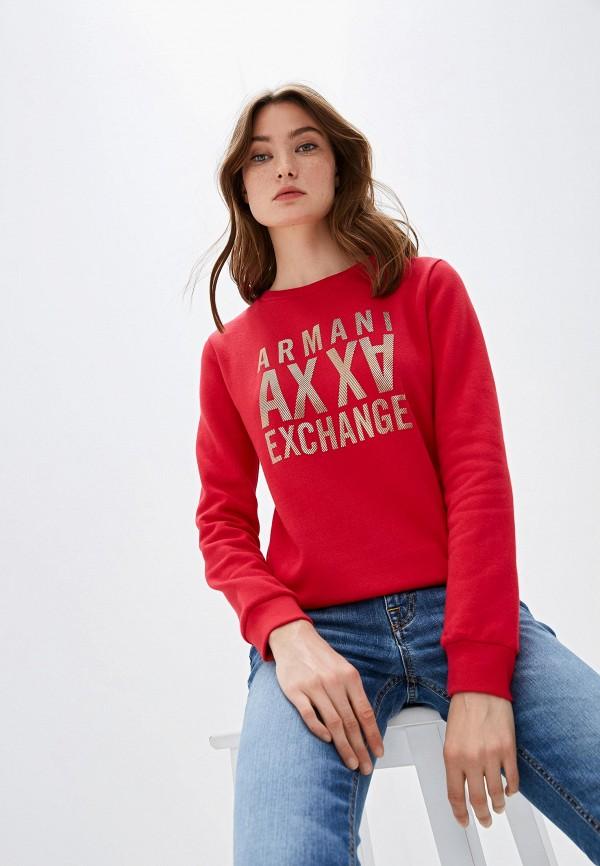 цена на Свитшот Armani Exchange Armani Exchange AR037EWFXUS5
