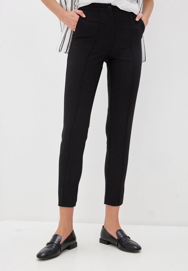 женские повседневные брюки armani exchange, черные