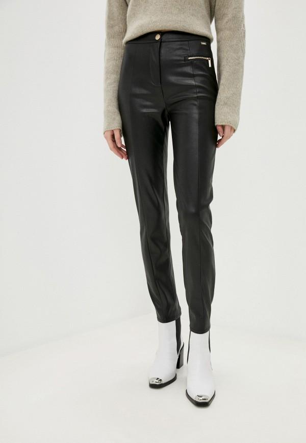 женские брюки armani exchange, черные