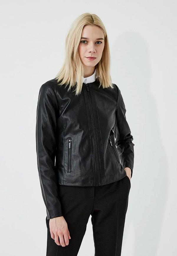 Куртка кожаная Armani Exchange Armani Exchange AR037EWZSW83