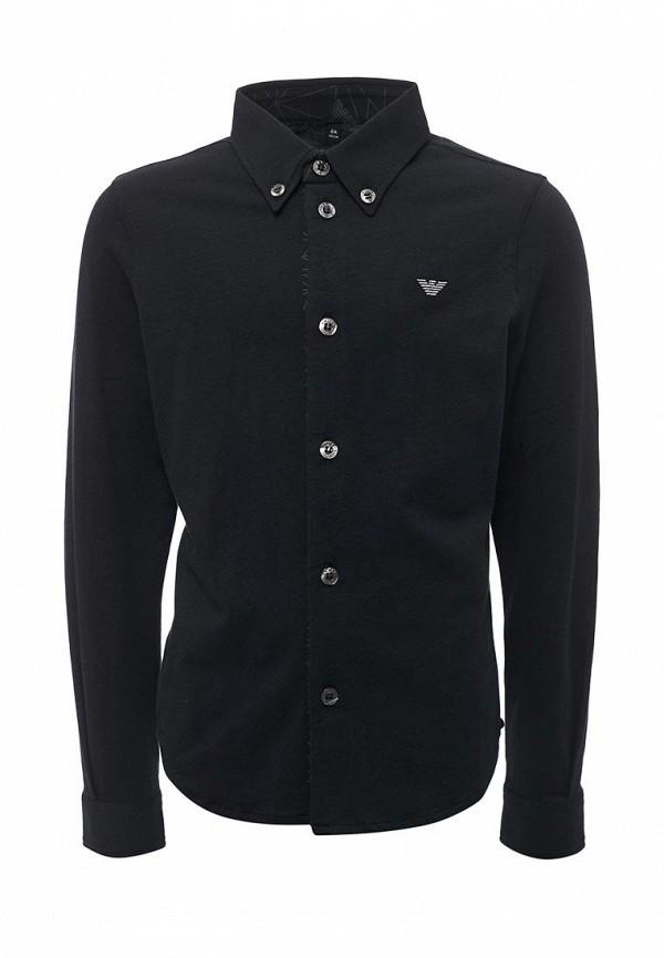 Рубашка Armani Junior Armani Junior AR038EBUPL08 рубашка armani junior armani junior ar038ebzzn80