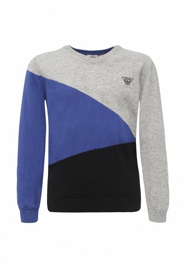 Пуловер Armani Junior Armani Junior AR038EBUPV41 жилет armani junior armani junior ar038ebzzo08