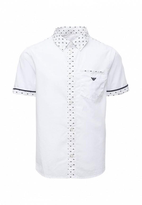 Рубашка Armani Junior Armani Junior AR038EBZZN79 рубашка armani junior armani junior ar038ebzzn80