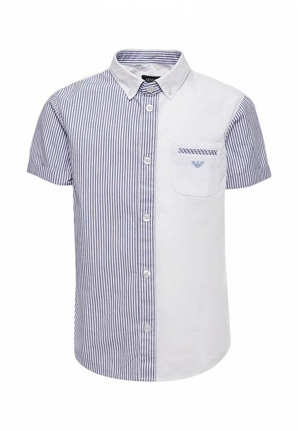 Рубашка Armani Junior Armani Junior AR038EBZZN80 шорты armani junior armani junior ar038ebzzo12