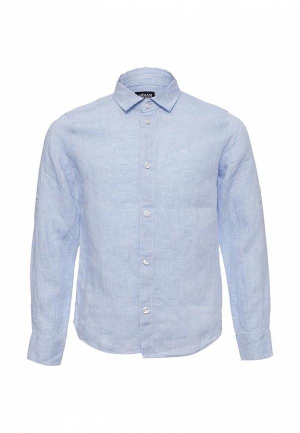 Рубашка Armani Junior Armani Junior AR038EBZZN82 шорты armani junior armani junior ar038ebzzo12