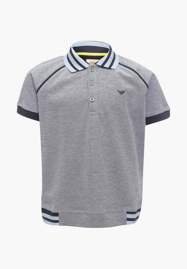 Поло Armani Junior Armani Junior AR038EBZZN94 рубашка armani junior armani junior ar038ebzzn80