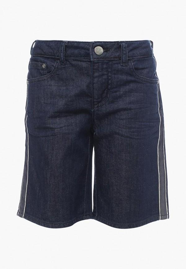 Шорты джинсовые Armani Junior Armani Junior AR038EBZZO13 шорты armani junior armani junior ar038ebzzo12