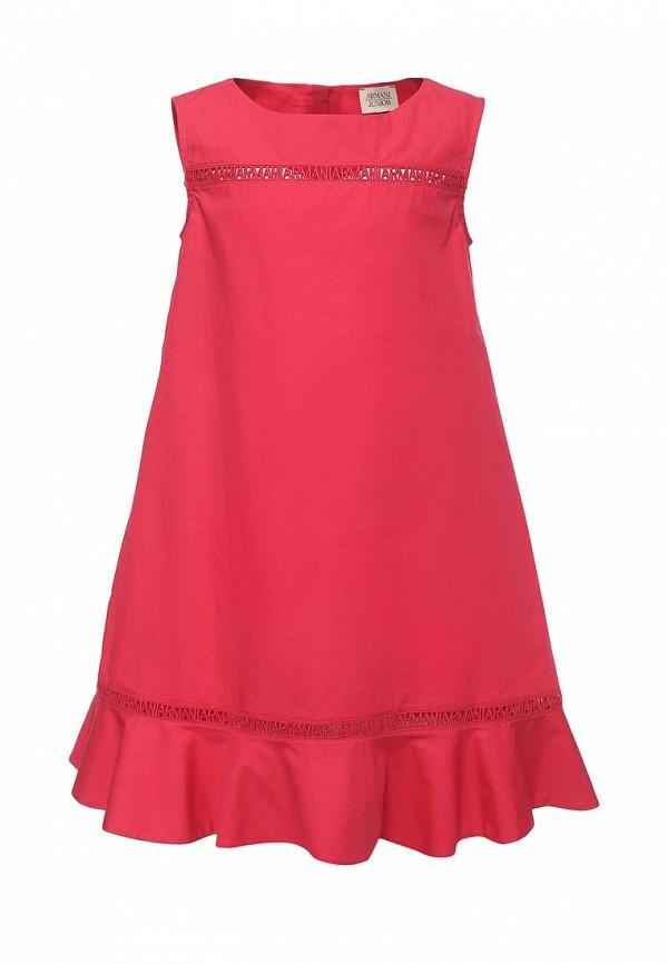 Платье Armani Junior Armani Junior AR038EGZZN48 рубашка armani junior armani junior ar038ebzzn80