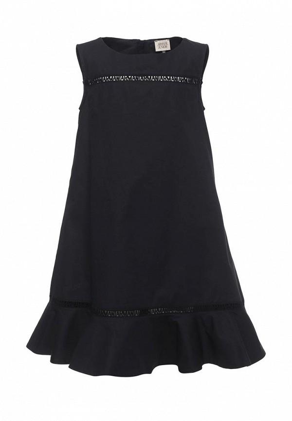 Платье Armani Junior Armani Junior AR038EGZZN49 рубашка armani junior armani junior ar038ebzzn80