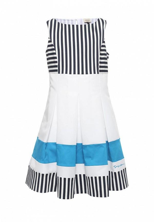 Платье Armani Junior Armani Junior AR038EGZZN55 туфли armani junior armani junior ar038abzzn39
