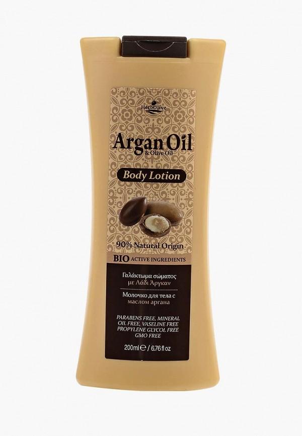 мужское молочко argan oil