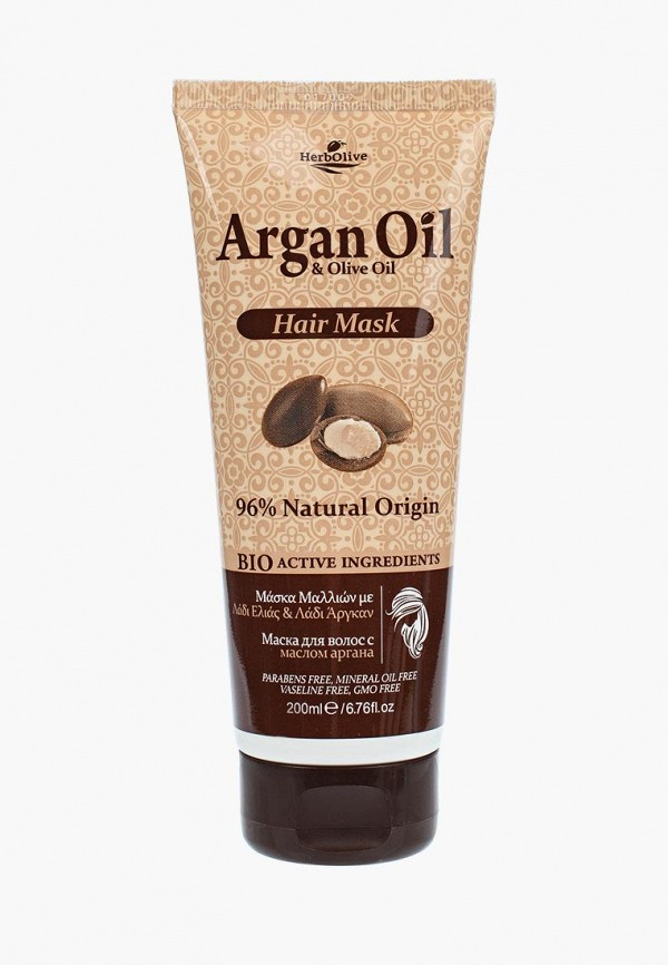 Маска для волос Argan Oil Argan Oil AR041LWAZPK7 краска для волос kapous professional bleaching cream for hair with argan oil 150 г