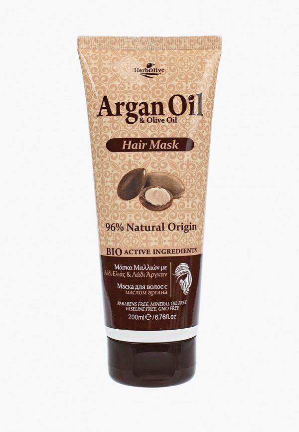 женская маска argan oil