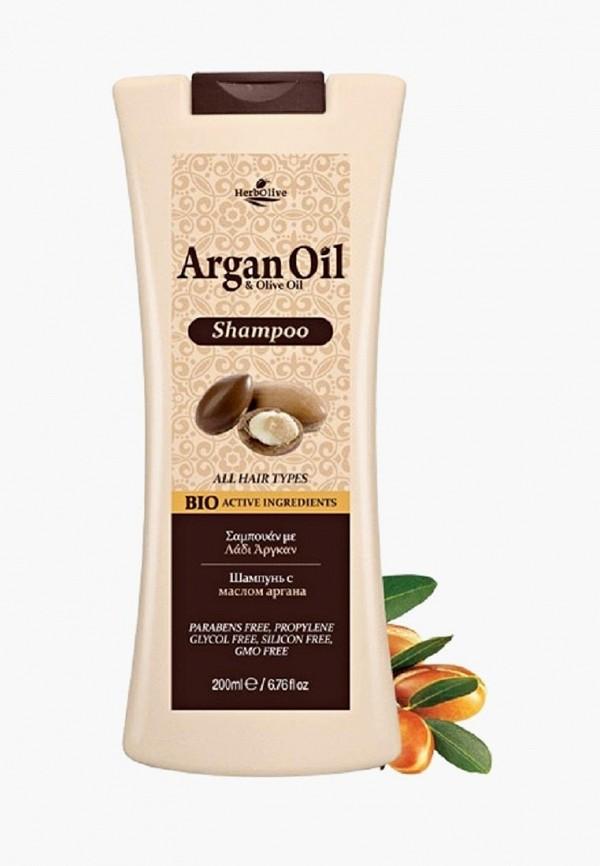 шампунь argan oil