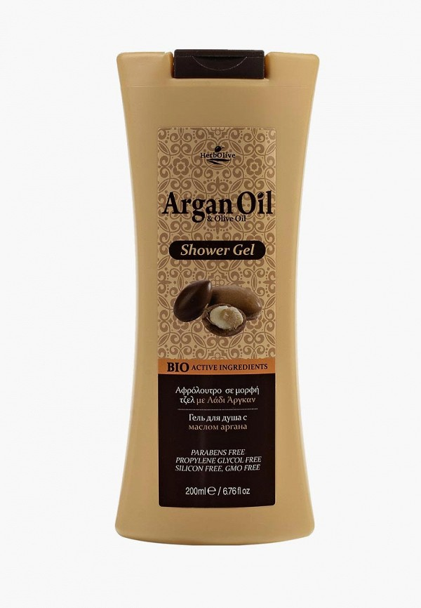 Гель для душа Argan Oil Argan Oil AR041LWSJU87