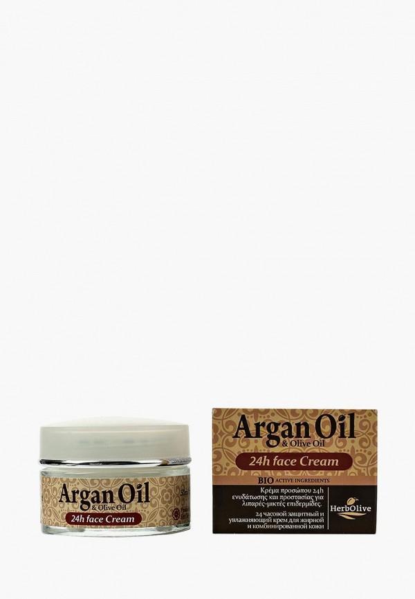 женская крем для лица argan oil