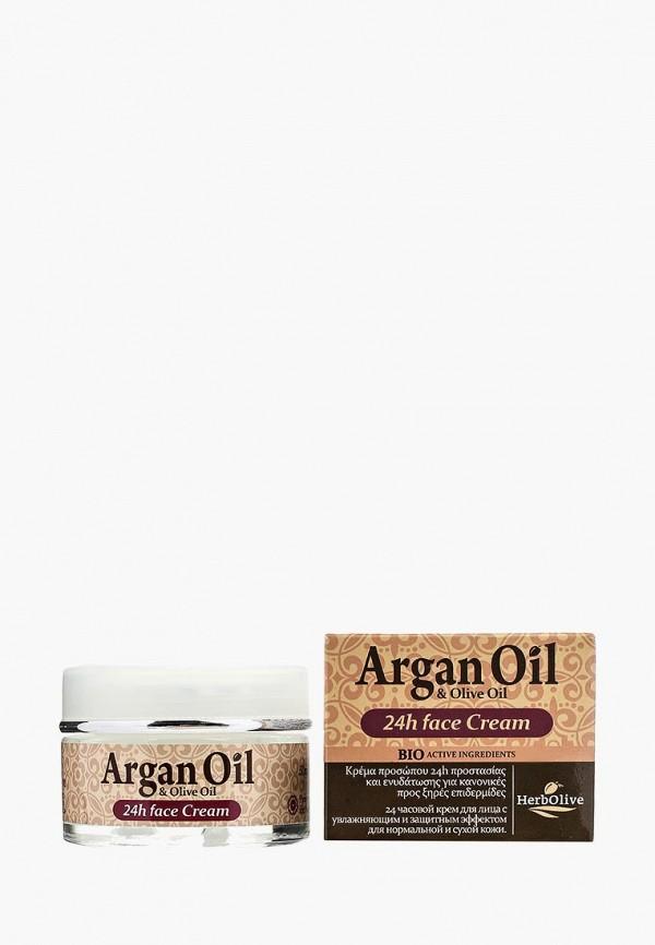 крем для лица argan oil