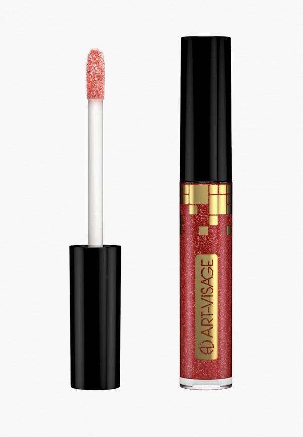 блеск для губ art-visage, розовый