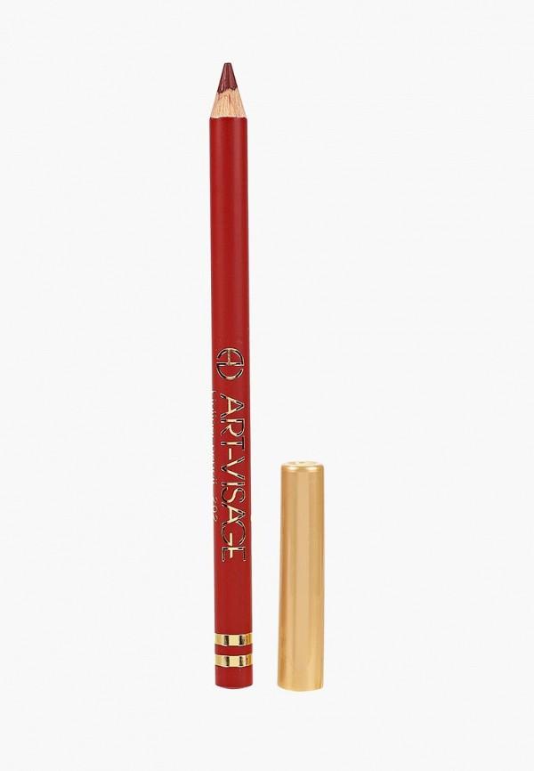 карандаш для губ art-visage, разноцветный