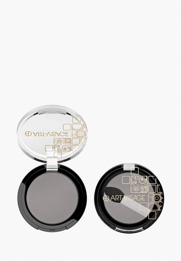 тени для век art-visage, серый