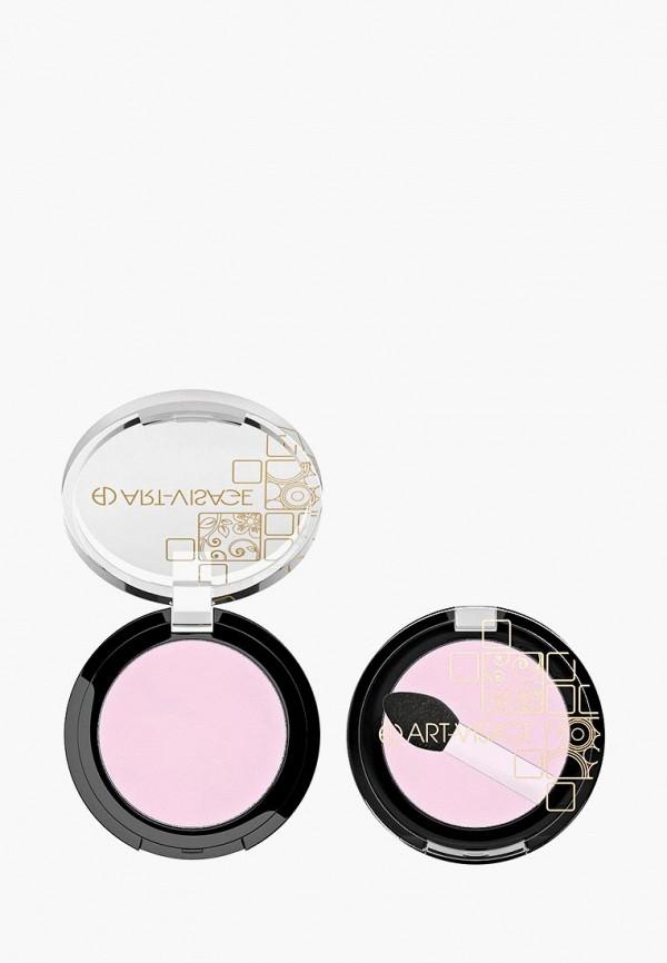 тени для век art-visage, розовый